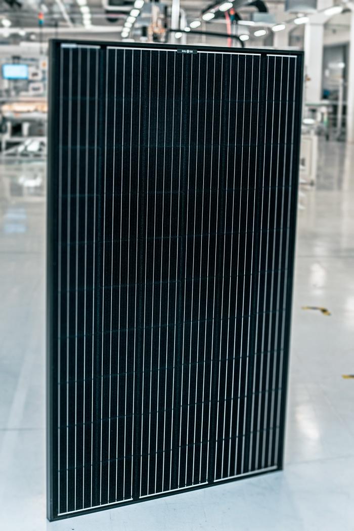 STANDARD solar modules from SoliTek