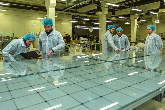 SoliTek started Cradle to Cradle certification of its glass solar panels
