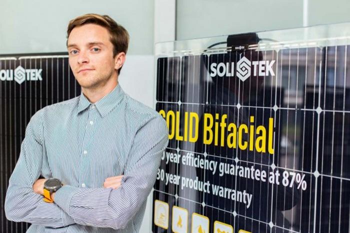 SoliTek surpassed 3 MW of glass-glass panel installations in NL