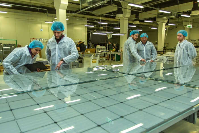 SoliTek started Cradle to Cradle certification of its glass solar panels